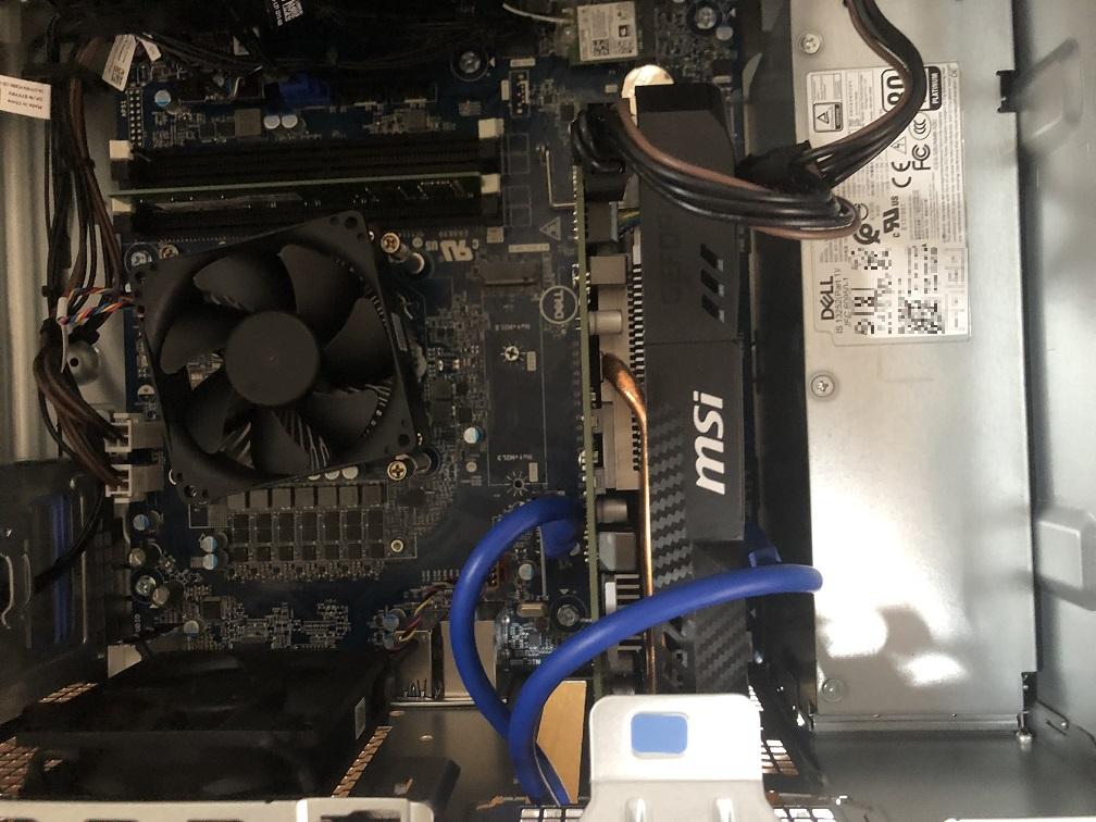 Dell G5リグ化